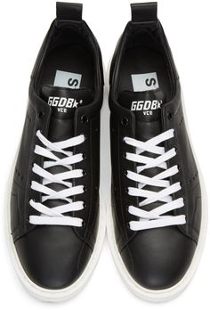 Golden Goose - Black Starter Sneakers