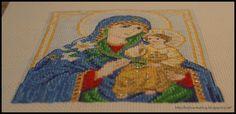 Hafciarka: Madonna z Dzieciątkiem - finisz