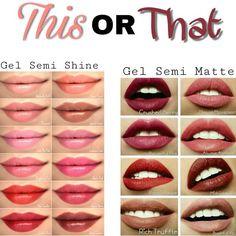 Which do you prefer?   www.marykay.com/sstojanovski 714.328.0045