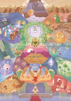 Orioto - Zelda LTTP Fresco