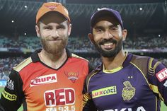 The match of the Indian Premier League (IPL) will be played today at the Rajiv Gandhi International Stadium between Sunrisers Hyderabad (SRH) and Kolkata Knight Riders (KKR). The match will be broadcast from pm. Kane Williamson, News Highlights, Matches Today, Kolkata, Hyderabad, Premier League, Knight, Baseball Cards, Sports