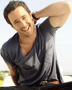 Alex O´Loughlin HELLOO