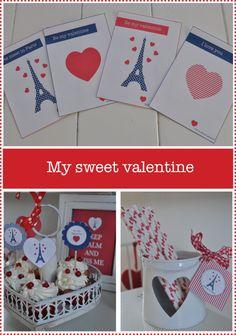 My sweet valentine!