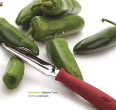 One of our favorites!!!!!! Endurance Jalapeno Corer!!  Stuff jalapenos with ease now!