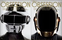 Exclusive Interview With Daft Punk in Obsession Magazine – Translated