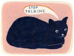"We can't ""Stop Talking"" about @martharichart's new edition! Shop the art: http://owl.li/VnZcT"
