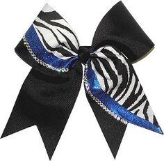 Hair Accessory for Cheer / Dance / Gymnastics / Daily wear - Rhinestone Bow All Star Cheer, Cheer Mom, Cheer Stuff, Fun Stuff, Big Bows, Cute Bows, Football Cheer, Cheer Dance