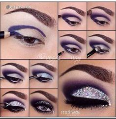 Glamorous Makeup Pictorial