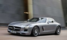 Mercedes. Gorgeous.