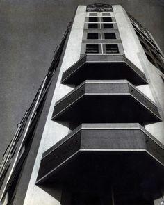 Alexander Rodchenko, Mosselprom Building, 1926