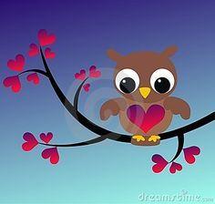 A cute little owl by Popocorn, via Dreamstime