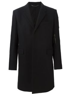 Helmut Lang Single Breasted Coat - 681.30 € Vitkac - Farfetch.com