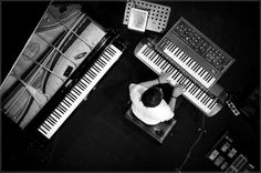 To Chick Corea by Indra Lesmana