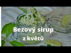 Domácí sirup z květů černého bezu je lahodnou a zejména velmi zdravou pochoutkou. Je skvělým pomocníkem při vlhkém kašli, při horečc Korn, Herbs, Drinks, Russian Recipes, Drink Recipes, Youtube, Polish, Gardening, Reading