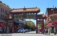 Victoria, BC Chinatown
