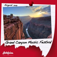 See the Grand Canyon -Go to the Grand Canyon Classical Music Festival-Walk on the Grand Canyon Skywalk