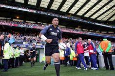 Archives. Jonah Lomu, joueur de rugby de légende