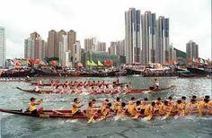 Dragon Boat Festival - Penang, Malaysia
