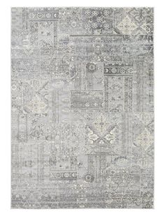 Surya Gray Holland Edie rug - Contemporary Rectangle x Transitional Home Decor, Traditional Area Rugs, Contemporary Rugs, Joss And Main, Timeless Design, Holland, Grey, Living Rooms, Products
