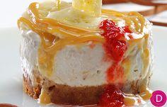 Mπανόφι της Ντίνας Νικολάου Banoffee Cheesecake, Cheesecake Bars, Greek Recipes, Cheesecakes, Food Hacks, Recipies, Pudding, Banana, Sweets