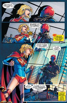 Supergirl (2011)     Issue #35     - Read     Supergirl (2011)     Issue #35     comic online in high quality