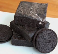 Twirl and Taste: Home-made Chunks of Coal Cookies for Halloween Treats