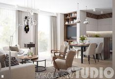 apartament w stylu nowojorskim - zdjęcie od MIKOŁAJSKAstudio - Salon - Styl Klasyczny - MIKOŁAJSKAstudio