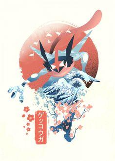 Pokemon Poster, Pokemon Fan Art, All Pokemon, Cute Pokemon, Sexy Pokemon, Samurai, Otaku, L5r, Slayer Anime