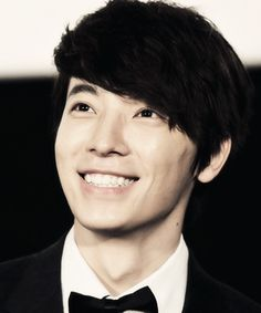 donghae bright smile