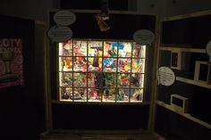 Wystawa O!Kolekcja - pokój pytań i tajemnicza witryna  #muzeumdladzieci #childrensmuseum #kidsmuseum #kidsinmuseum #ethnomuseuminwarsaw