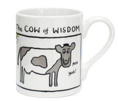 Cow of wisdom
