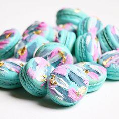 Mini Macarons {{ @nu