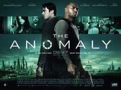 The Anomaly 2014, ficção/ação/suspense, achei meio cópia de 'Source Code', um agente tem um tempo limitado pra tentar salvar o mundo senão ele morre e volta pro começo... não gostei.