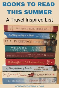 Best Travel Books, Literary Travel, Best Books To Read, Good Books To Read, Summer Books, Summer Reading Lists, Beach Reading, Good Summer Reads, Book Club Books