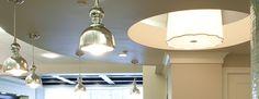 stainless steel pendant lighting