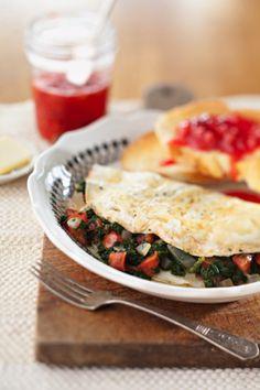 Check out what I found on the Paula Deen Network! Egg White Omelette http://www.pauladeen.com/egg-white-omelette