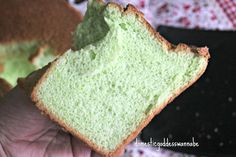 I have been very good! It has been almost 6 weeks since I last baked a chiffon cake! See, I CANresist! LOL. I think this must have been the longest time that I have managed to leave my chiffo…