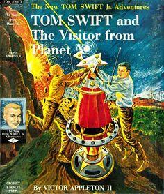 Tom Swift Jr. #17