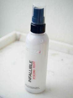 Ihan mieletön meikinkiinnityssuihke – L'Oréal Paris Infallible Fixing Mist
