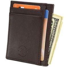 c35f2352d20e Hammer Anvil RFID Minimalist Slim Pocket Mens Leather Wallets Best Wallet, Best  Leather Wallet,