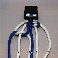 6 strand Paracord bracelet