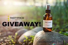 Tastyface Organics Giveaway! http://purelyprimalskincare.com/skincare-saturday-tastyface-organics-giveaway/