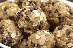 snack de aveia e manteiga de amendoim APPROVED