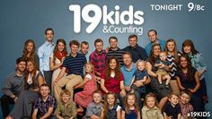 The cast of 19 Kids and counting is not made up of your typical crew. This family is a very conservative christian faith family. This show has since been removed from the air because of moral controversies surrounding a main character. When people support religious show it seems they tend to want the message and messenger to be a lined.