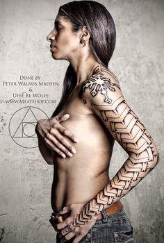 Tattoos by Peter Walrus | Meatshop Tattoo Copenhagen