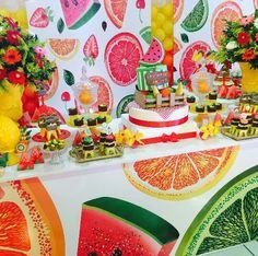 Fiesta Frutas