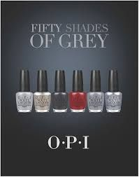 fifity shades of grey OPI - get yours today