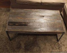 hammered wood table - Căutare Google