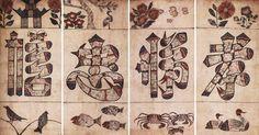 민화의 문자도는 말 그대로 문자, 즉 한자를 소재로 하여 만든 그림이다. 다른 민화와 마찬가지로 장식과 부귀, 길상, 벽사적 성격 또한 지니고 있지만, 윤리성과 이념성이 특히 두드러진다. 대개 병풍으로 제작된 문자도는 18세기에 사대부가에서 유행했고, 19세기에는 서민들 사이에서 인기를 끌었다. 조선시대 민화의 다채로운 아름다움은 지금까지 본 시리즈를…