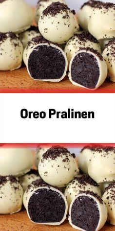 Oreo Pralinen - ergibt 21 Portionen. Über 34 Bewertungen und für ausgezeichnet befunden. Mit ? Portionsrechner ? Kochbuch ? Video-Tipps!